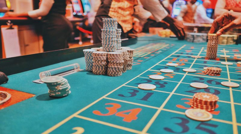 Baccarat Moves - The Martingale System